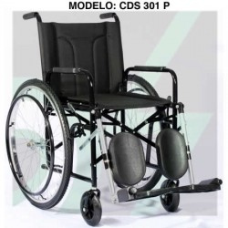 Cadeira de Rodas com Elevação Panturrilha Mod.301