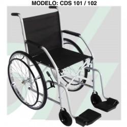 Cadeira de Rodas Simples Mod.101