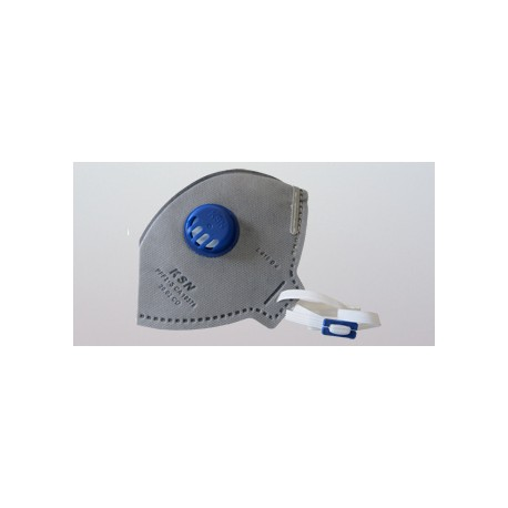 Máscara de Proteção PFF2 S com válvula CA10578