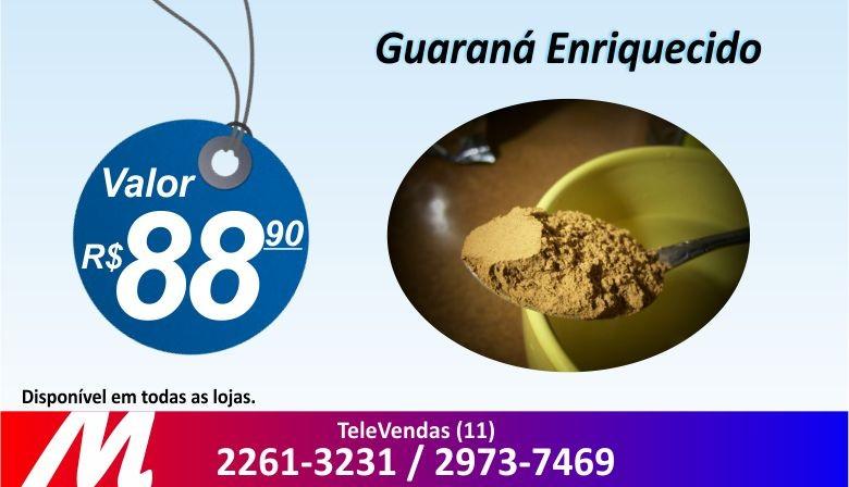 Guaraná Enriquecido