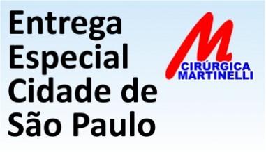 Entrega Especial Cidade de São Paulo